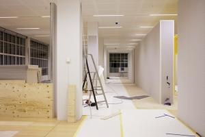 rénovation commerce Bruxelles