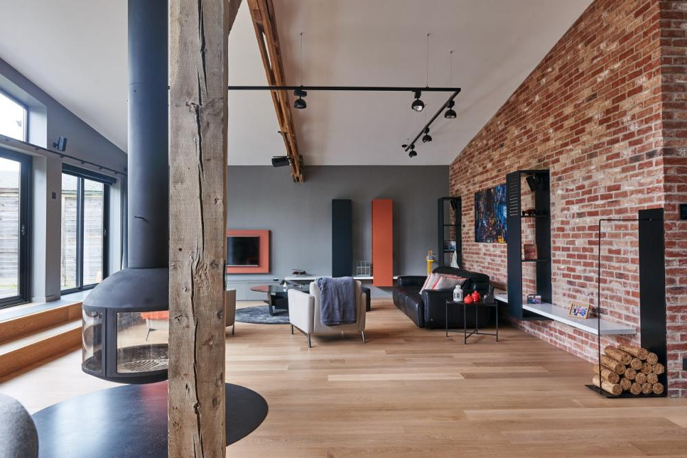 rénovation loft Bruxelles